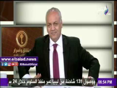 هل يفي مصطفى بكري بوعده ويستقيل من البرلمان بعد الحكم بتبعية تيران وصنافير لمصر؟