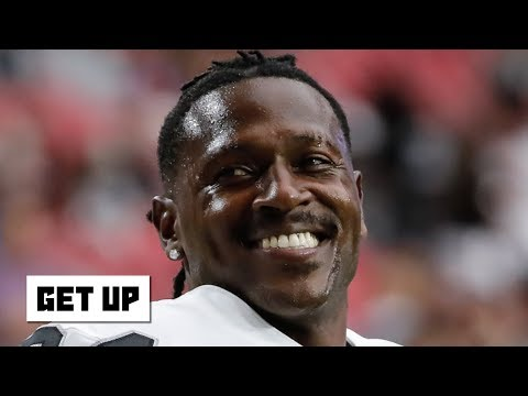 Video: Bill Belichick is noticing Antonio Brown's hard work – Mike Reiss | Get Up