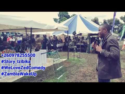 Fanike Bwana Njombe meets the IG Mr Kakoma Kanganja