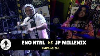 Video DRUM BATTLE: ENO NTRL VS JP MELLANIX | HITAM PUTIH (07/05/18) 3-4 MP3, 3GP, MP4, WEBM, AVI, FLV Januari 2019