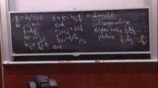 Lec 18 | MIT 18.086 Mathematical Methods For Engineers II