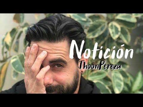 TENGO UNA GRAN NOTICIA QUE CONTAROS - JHOONPEREZA