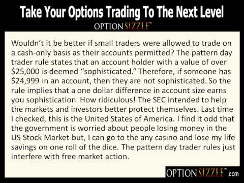 Pattern Day Trader   Pattern Day Trader Rules Un-American