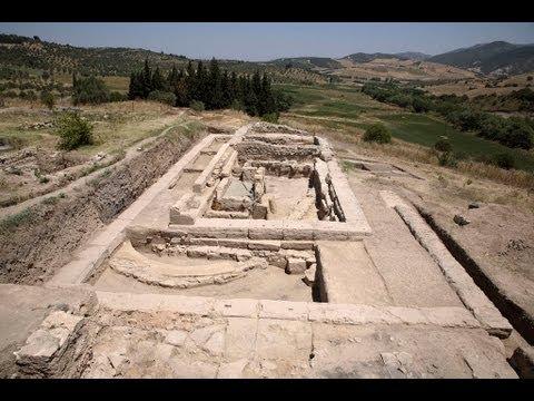 Warum hast frühen Griechen Tempel bauen?
