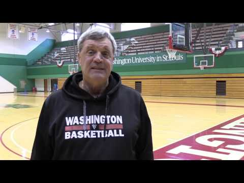 Coaches Corner With Men's Basketball Coach Mark Edwards