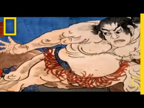 Japan – Could you be a sumo wrestler?