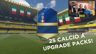 Today Goose and I go head to head in a FIFA 17 Ultimate Team Pack Opening! We open 25 Calcio A Premium Packs and get some awesome pulls! Please drop a like if you enjoy these pack challenges and subscribe if you're new!Get Buck Merch! ► http://Buckarmy.com Buck's Social Media► Twitch: https://www.twitch.tv/buckarmy► Twitter: http://twitter.com/buckarmy► Instagram: https://www.instagram.com/buck_tv_official/?hl=en► Snapchat: C_Buck8