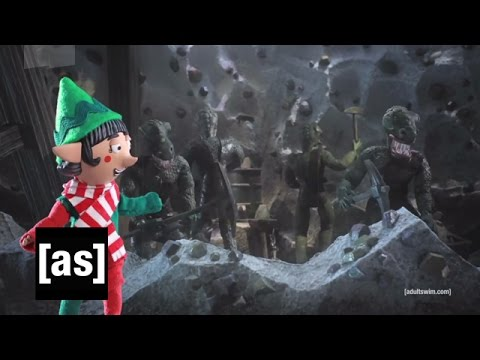 Training - It's their own fault for being so delicious. Watch Full Episodes: http://asw.im/2YiteU SUBSCRIBE: http://bit.ly/AdultSwimSubscribe About Robot Chicken: Robot Chicken is Adult Swim's long-running...