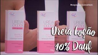 Ureia Loção 10% Dauf