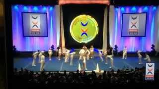 Whitestone United Kingdom  city images : Team England Co-ed Elite Cheerleading ICU Worlds 2014