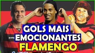 CONHEÇA OS GOLS MAIS EMOCIONANTES DO FLAMENGO.Os 6 Gols Mais Emocionantes do Flamengo Um Clube de Grandes Histórias e Grandes Jogadores. Clube com a Maior To...