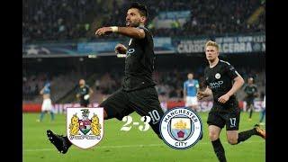 Bristol City - Manchester City 2-3 - All Goals & Highlights 23/01/2018 HD