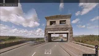 Llangefni United Kingdom  City pictures : Часть 60. Дорога Конуи - Ллангефни. Part 60. Road Conwy - Llangefni.