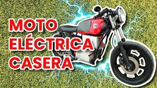Video COMO HACER UNA MOTO ELECTRICA CASERA | RECOPILACIÓN | PASO A PASO | Electric homemade motorcycler MP3, 3GP, MP4, WEBM, AVI, FLV September 2019