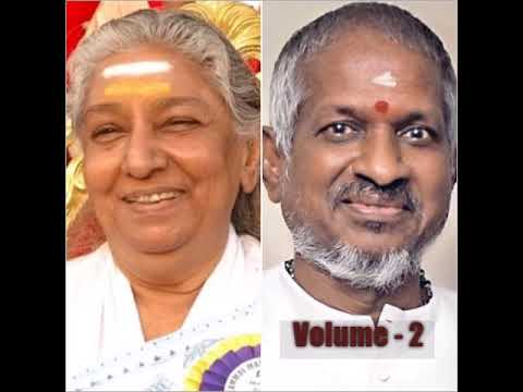 Great 10 Tamil Songs of Janaki with Ilayaraja - Vol - 2 - Slow Sad Songs