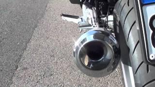 8. BMW R1200R 2011 Exhaust Sound