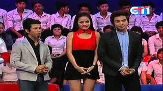 Khmer Game Shows - CNT in the wall 03 11 2012