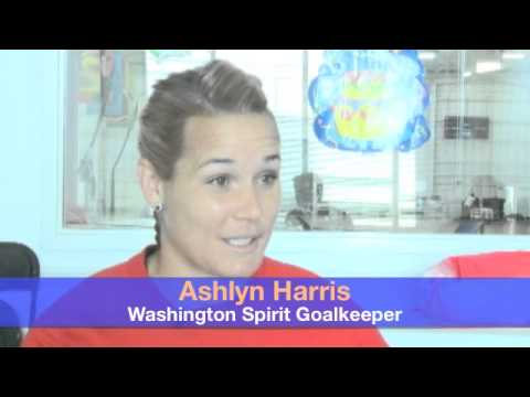 Ashlyn Harris Interview