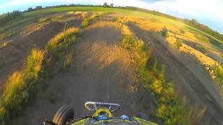 9. GoPro HD: Can-Am DS 450 MX Laps