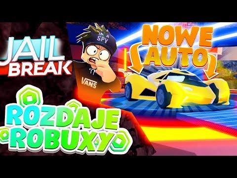 🤑[RBX X2]🏦TEST NOWEJ MAPY JAILBREAK🚗LOSUJEMY ROBUX😎GRAMY W ROBLOX o ROBUX Z WIDZAMI🙋 #Jailbreak