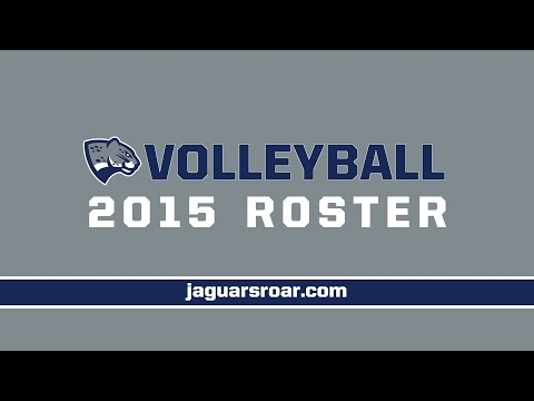2015 Volleyball Video Roster