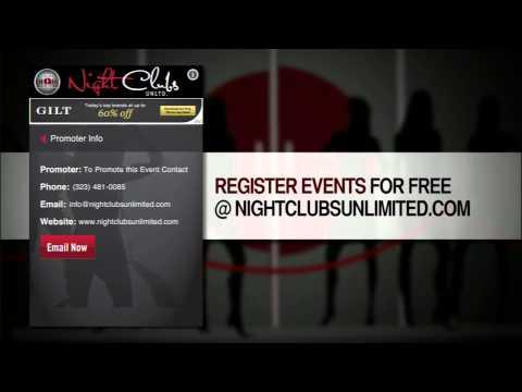 Video of Night Clubs UNLTD..
