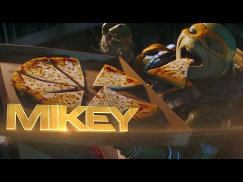 Teenage Mutant Ninja Turtles: Out of the Shadows (TV Spot 'Mikey')