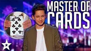 Watch Magician Henry Richardson on America's Got Talent as he performance a great card trick to the judges. Who is your ...