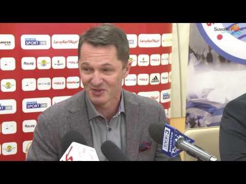 Wigry Suwałki - Legia Warszawa. Jacek Zieliński z dyrektora na dyrektora