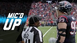 Best Mic'd Up Week 2 On the Field Moments | Sound FX | NFL by NFL