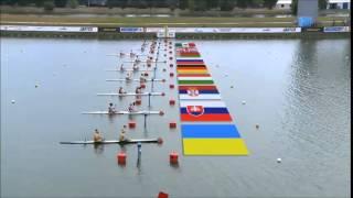 2014 Moscow K2 200 Women Men Canoe Sprint World Championships