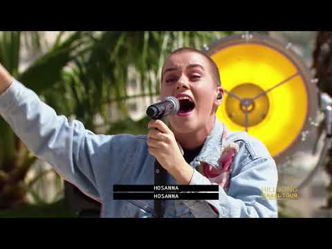 "Hillsong United - ""Hosanna"" (Live From The Steps On The Temple Mount)"