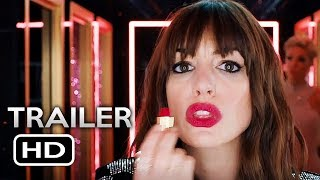 THE HUSTLE Official Trailer (2019) Anne Hathaway, Rebel Wilson Comedy Movie HD by Zero Media