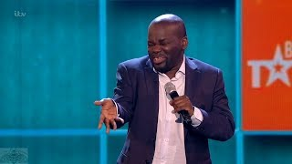 Video Britain's Got Talent 2017 Live Semi-Finals Daliso Chaponda Full S11E16 MP3, 3GP, MP4, WEBM, AVI, FLV Agustus 2019