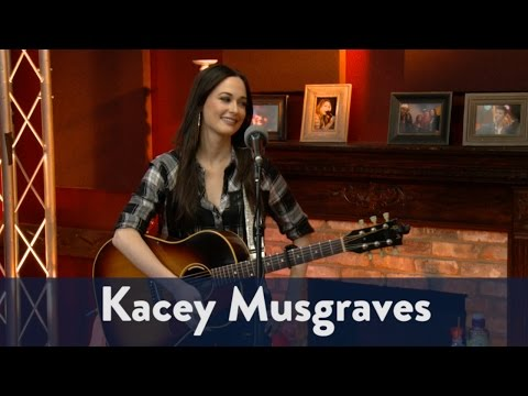 Kacey Musgraves Visits The Kidd Kraddick Morning Show