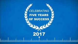 Allstate India official 5 year milestones