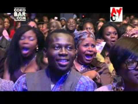 Ay Live Concert - Another Failed Oyibo Kidnap By Ay