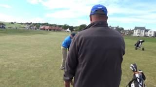 Gullane United Kingdom  City new picture : FINAL ROUND - US Kids Golf - 2016 European Championship - Gullane No3 - Scotland, UK