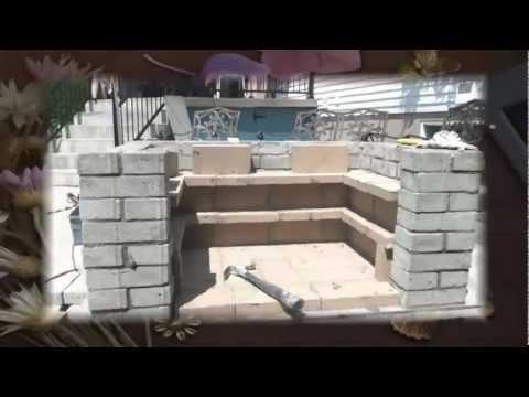 comment construire un barbecue exterieur la r ponse est sur. Black Bedroom Furniture Sets. Home Design Ideas