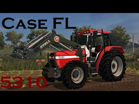 Case 5130 with FL v2.0