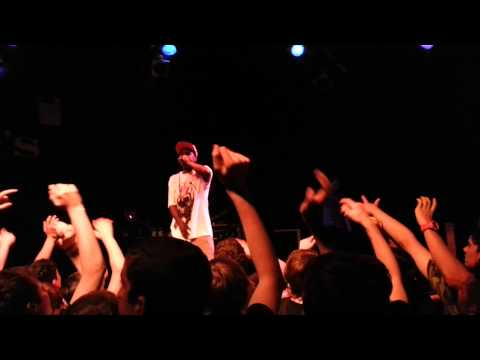 HOPSIN [The Fiends Are Knocking] Knock Madness 2013 Tour  Adelaide, Australia LIVE