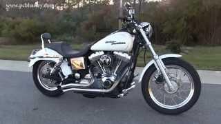 9. Used 2005 Harley Davidson FXDC Superglide Custom