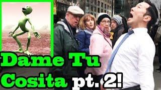 Video Dame Tu Cosita Challenge (THE NEW VERSION!!) IN PUBLIC!!! MP3, 3GP, MP4, WEBM, AVI, FLV Mei 2018