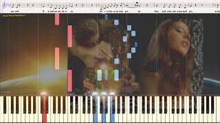 Поёт душа - Романов Андрей (Ноты и Видеоурок для фортепиано) (piano cover)