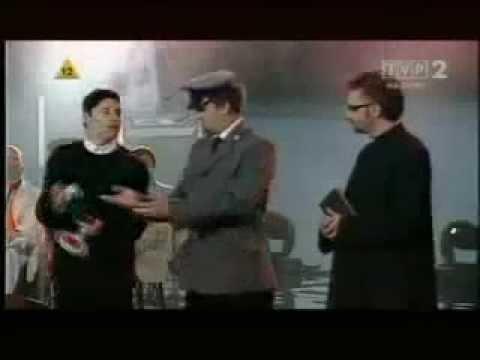 Kabaret Młodych Panów - Drogówka - Ksiądz (LQ)