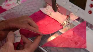 Pressing Seams for Perfect Squares