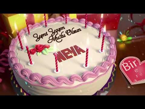 İyi ki doğdun NEVA - İsme Özel Doğum Günü Şarkısı