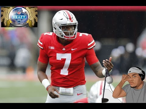 Dwayne Haskins (Ohio State) Film Session *QB* || 2019 Draft Prospect