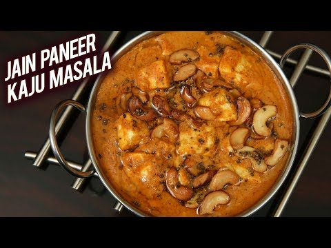 No Onion No Garlic Paneer Masala – Paryushan Special Paneer Kaju Masala – Paneer Recipe by Ruchi