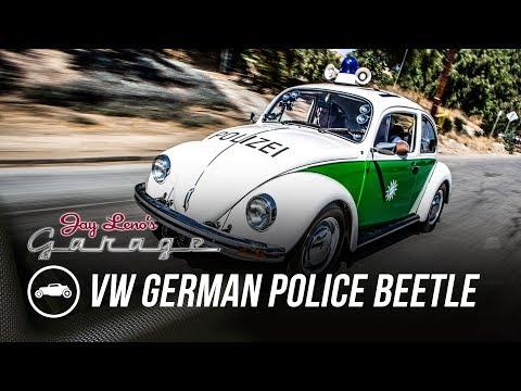 1979 VW German Police Beetle - Jay Leno's Garage